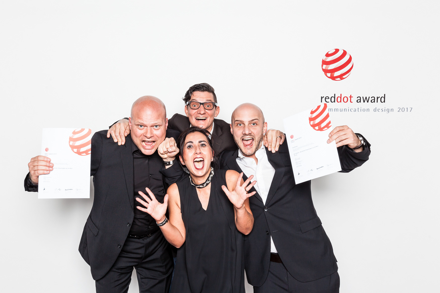 Red Dot Winner 2017