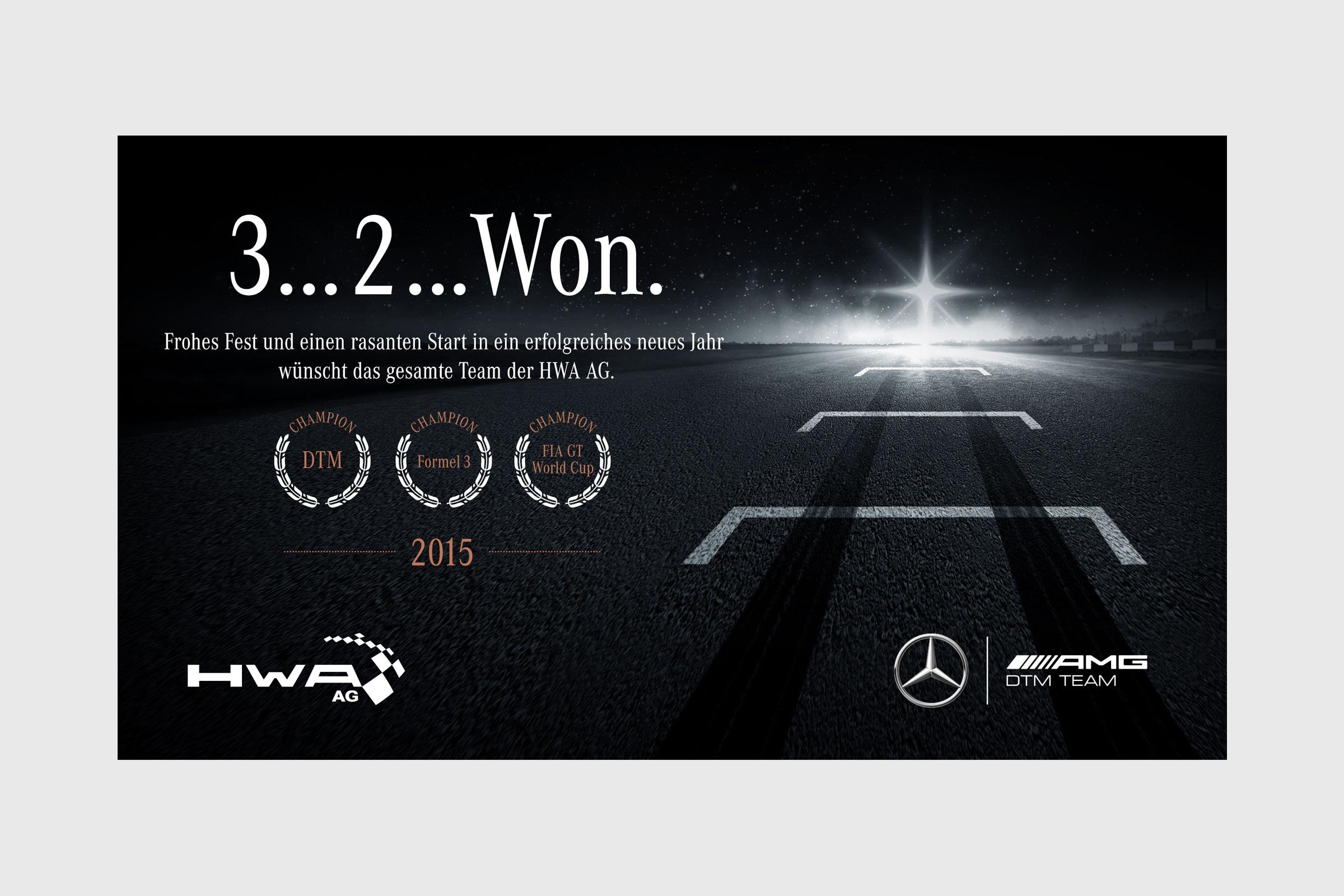 3… 2… Won.