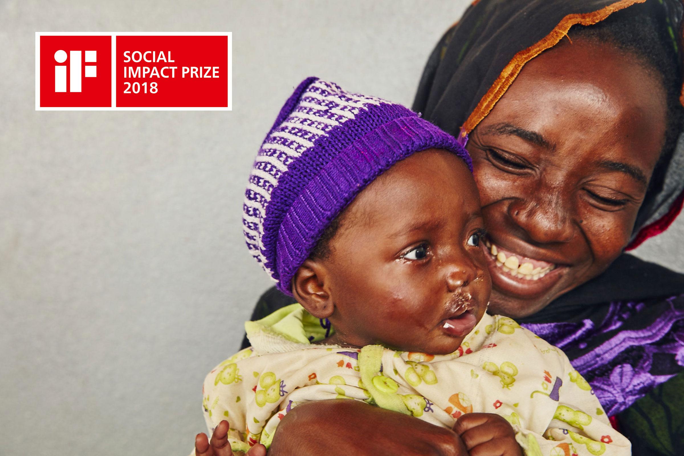We smile: toller Support für HAMAMI