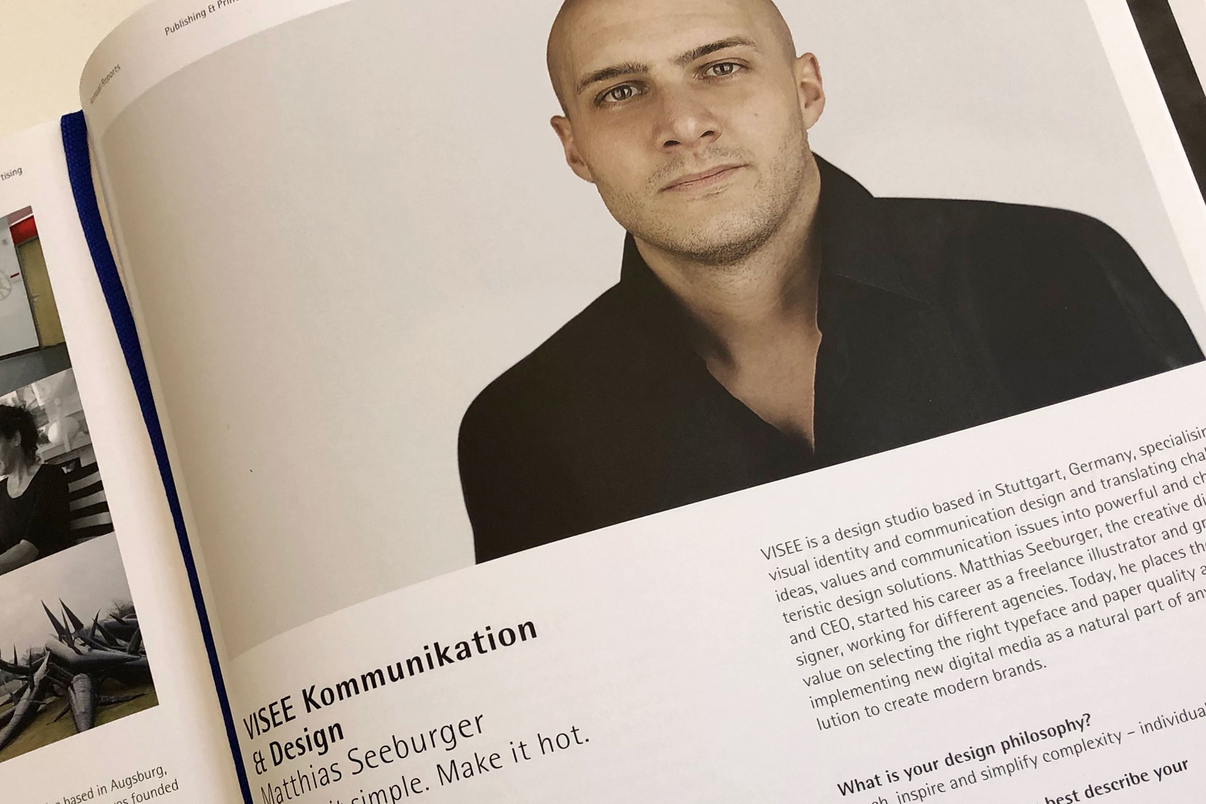 Red Dot Award Interview