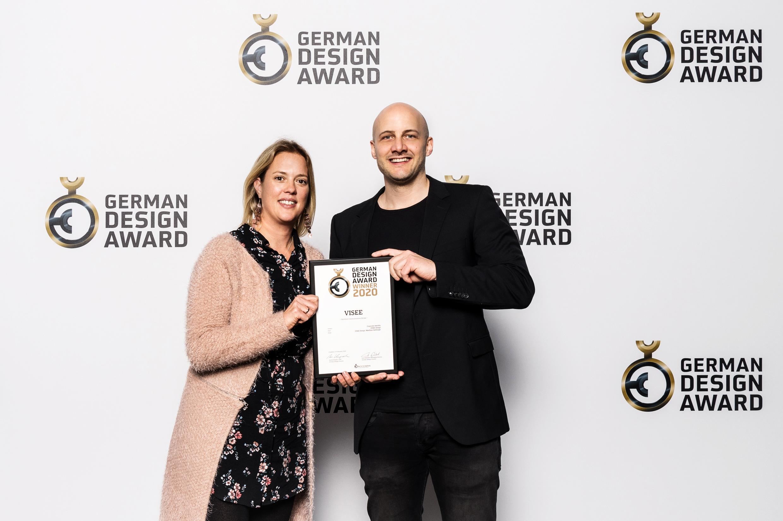 German Design Award: Winner 2020!