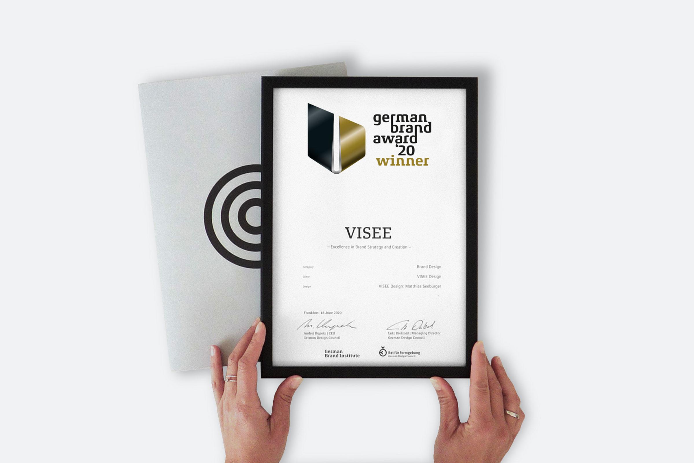 German Brand Award: Winner 2020