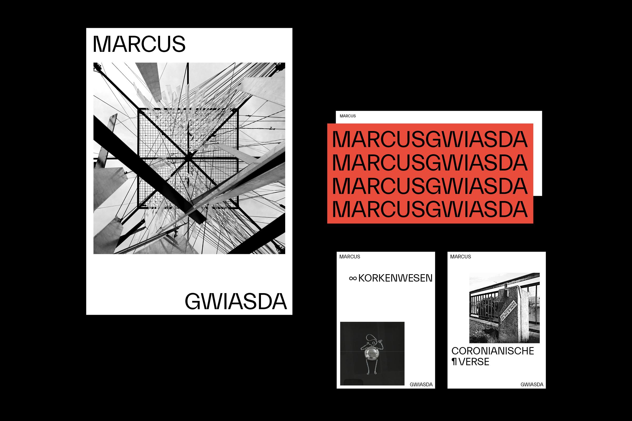 Marcus Gwiasda